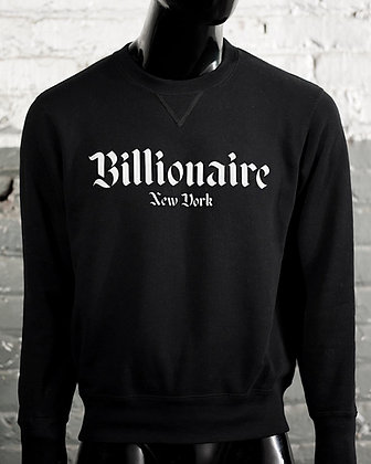 Premium Old English 3M Reflective Logo Sweatshirt