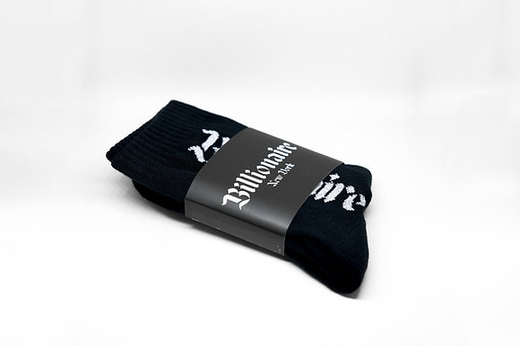 Billionaire New York Reflective Socks
