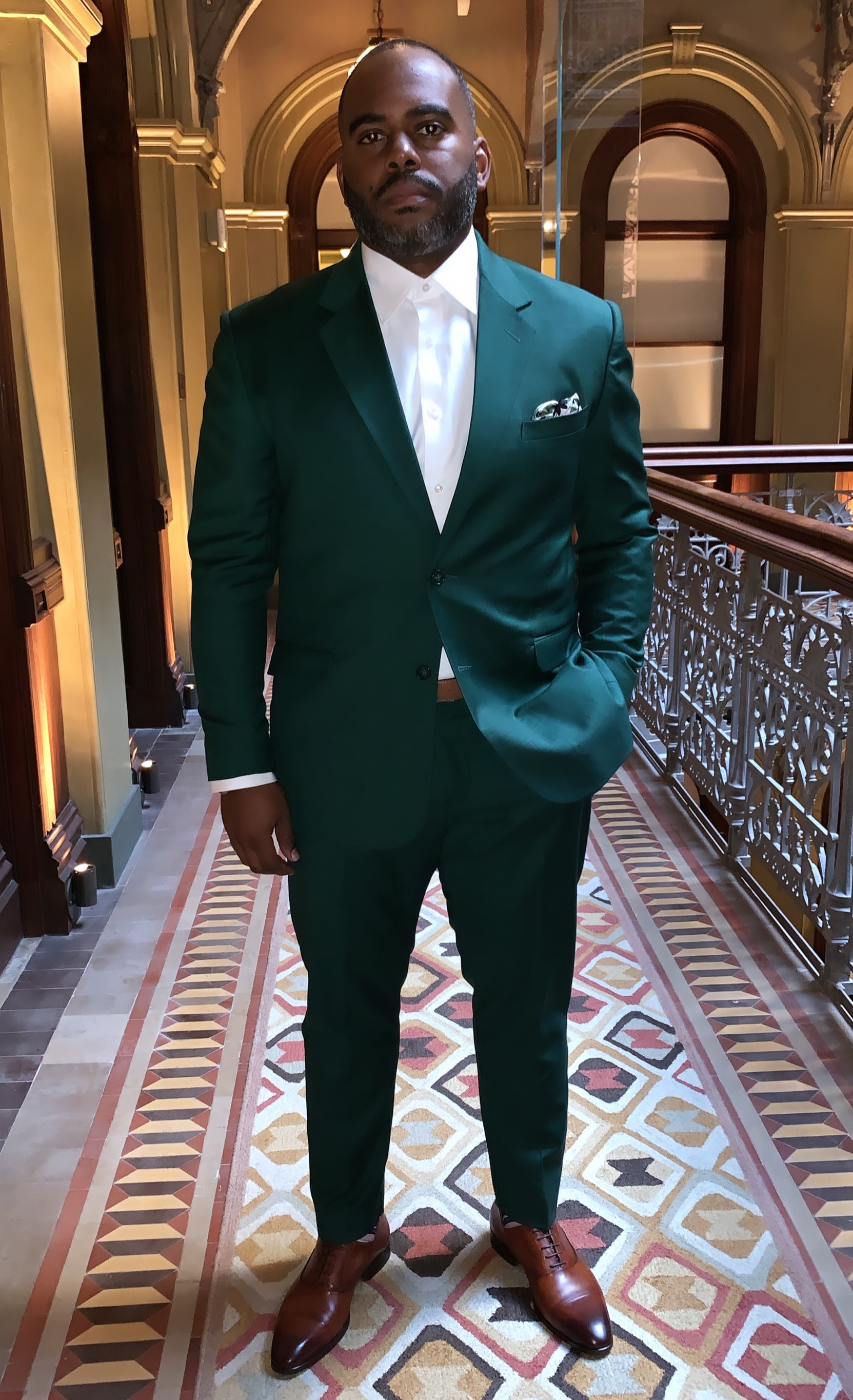 Bespoke Suit Consultation