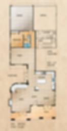 505 Orchid Floorplan (First Floor)