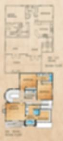 505 Orchid Floorplan (Second Floor)