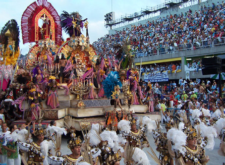 Sitges Carnival, dont miss it!