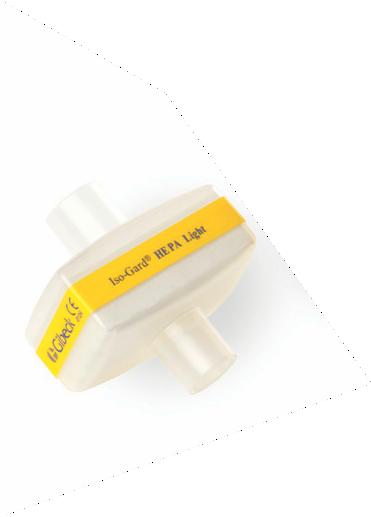 Iso Gard HEPA Filter
