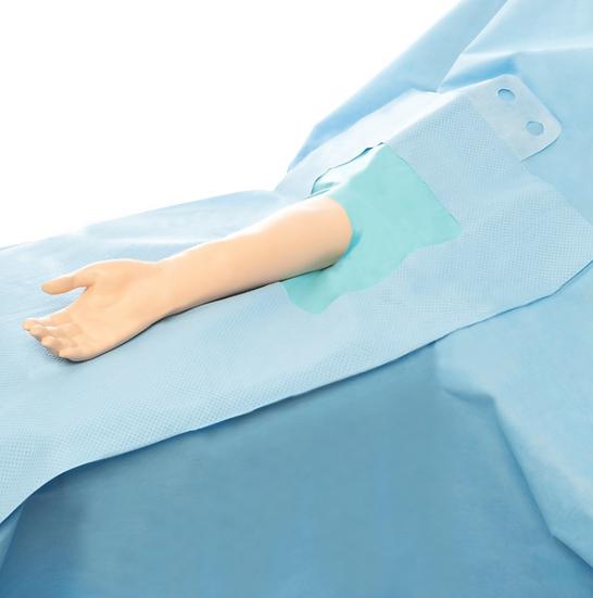 Campo Cirúrgico Orthoarts para Mão