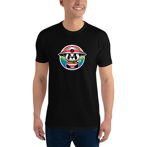 Spicy Panda (Rainbow) - Short Sleeve T-shirt