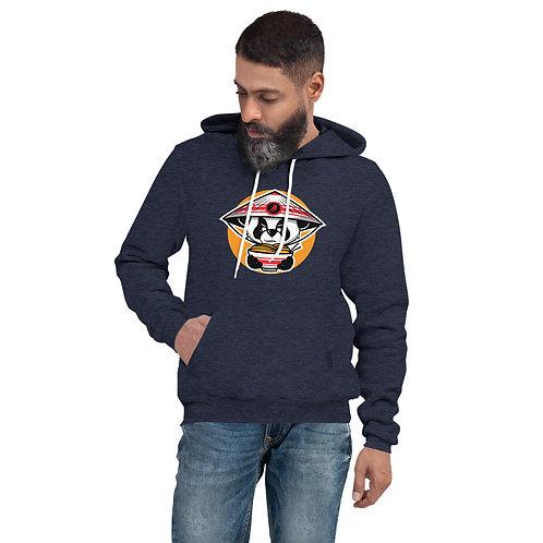 Spicy Panda (Orange) - Unisex hoodie