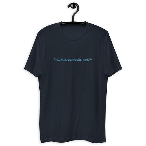 Scenic Roads Detour - Short Sleeve T-shirt copy