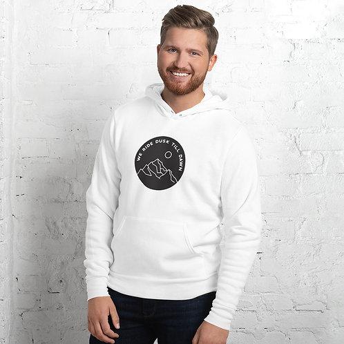 We Ride Dusk to Dawn - Unisex hoodie