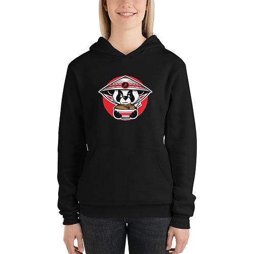 Spicy Panda (Red) - Unisex hoodie