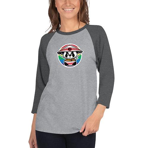 Spicy Panda (Rainbow) - 3/4 sleeve