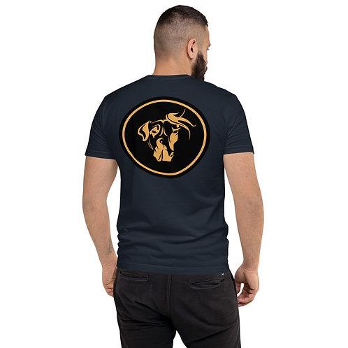 Veterans United Logo Back Short Sleeve T-shirt