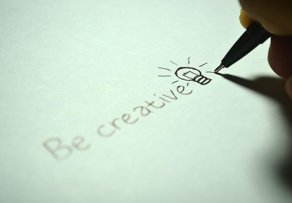Buďte kreativní!