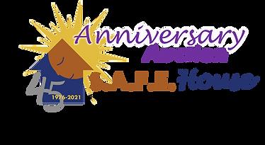 45th Anniversary Auction Logo