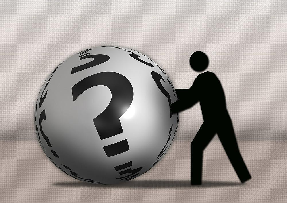 Díky koučinku si zvládnete odpovědět i na nepříjemné otázky a naleznete nová řešení