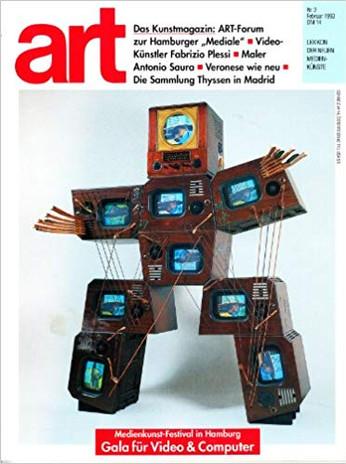 art das Kunstmagazin Coverbild