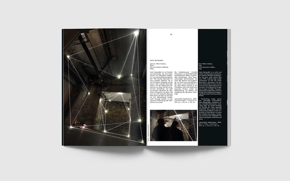 Carlo Bernardini - Invisible Dimensions