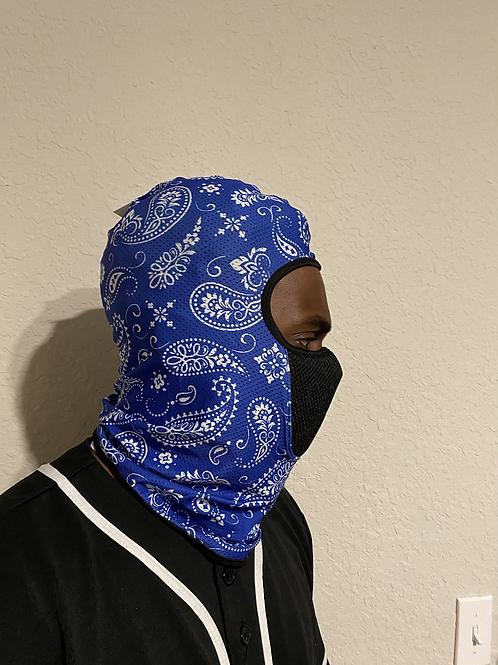 Bandana Ski Mask (Royal)