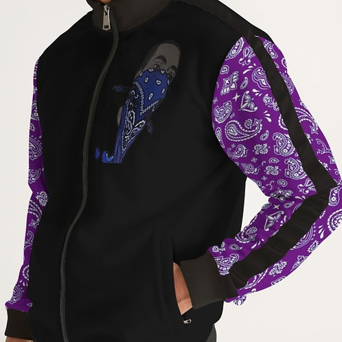 LEGACY TRACC JACCET (PURPLE RAG SLEEVES)