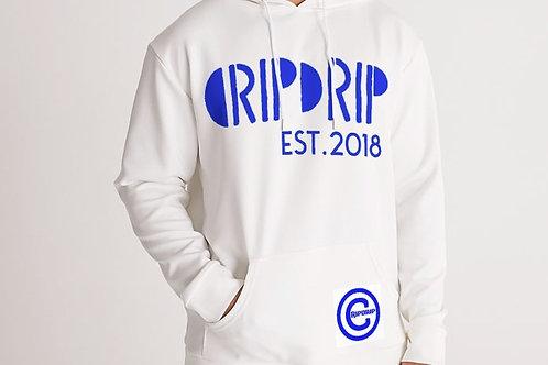 CripDrip All white hoody