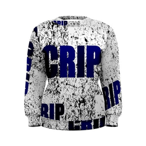 CRIP SPLASH SWEATSHIRT