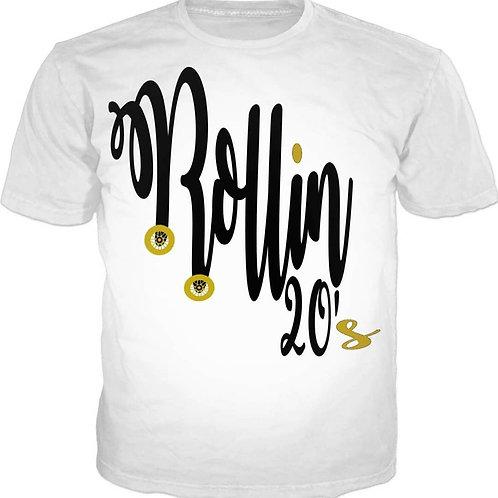 ROLLIN 20s TEE
