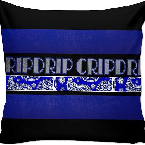 CripCrip Throw pillow