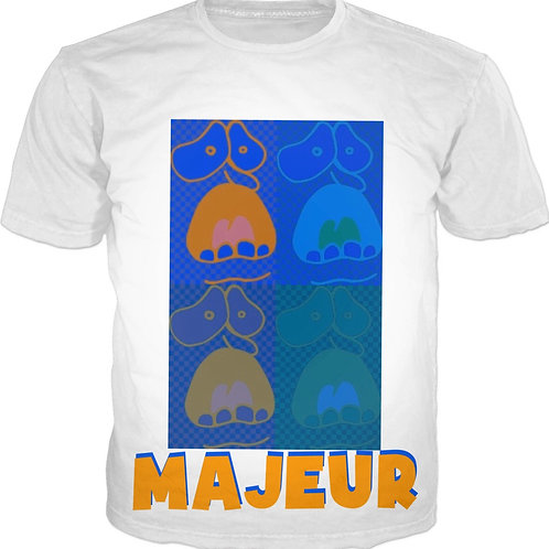Majeur Moves Tee