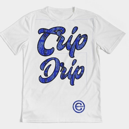 CRIPDRIP CURSIVE TEE