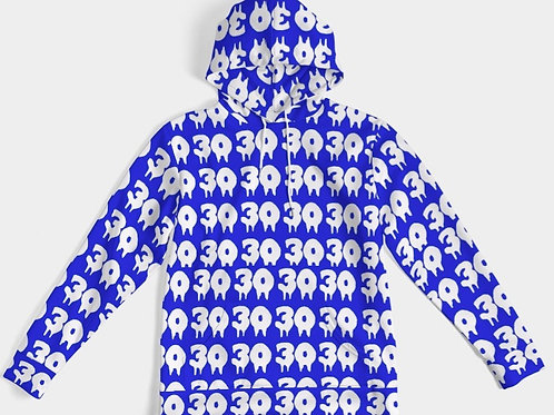 THREE OWE HOODY (ROYAL)