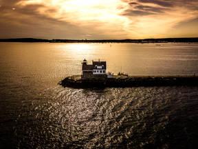 Rockland Breakwater Light #3