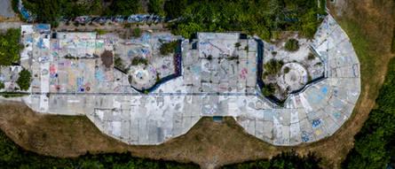 Fort Wetherhill.  Jamestown, RI
