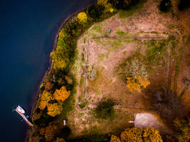 Fort Ninigret.  Charlestown, RI