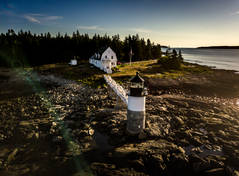 Marshall Point Light #2