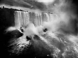 """The Mighty Niagara #1."""