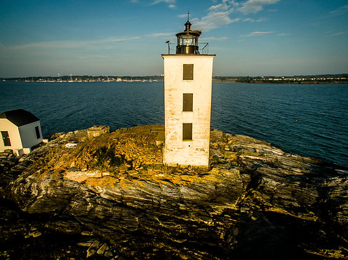 Dutch Island Light #3