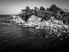 Battery Hobart.  Cape Elizabeth, ME.