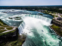 """The Might Niagara #5."""