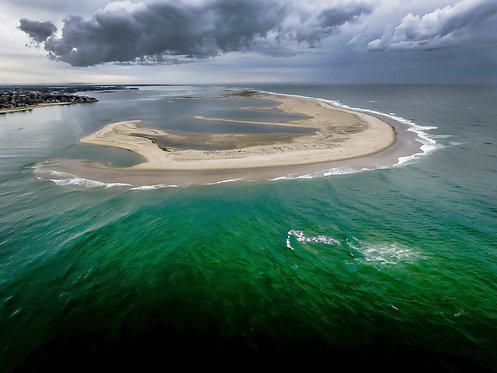 """North Beach Island."""