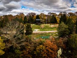 Fort Barton.  Tiverton, RI.