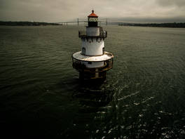 Hog Island Shoal Light