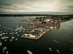 Fort Adams.  Newport, RI.