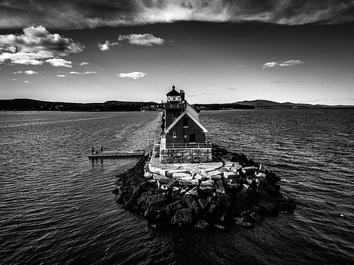 """Rockland Light #2."""