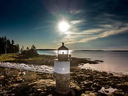 Marshall Point Light #3
