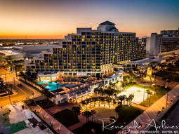 Hilton Daytona.  Daytona Beach, FL.