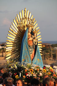 Madonna di Porto Salvo Lampedusa