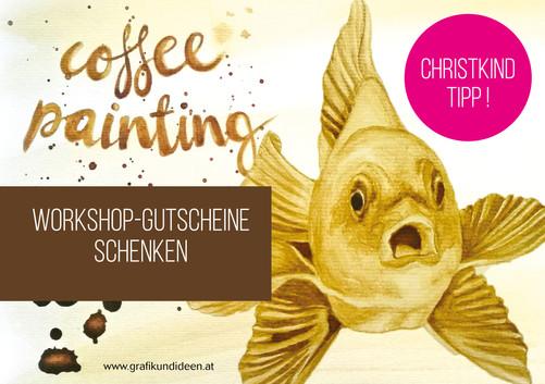 Coffee-Painting Gutschein