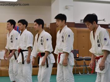 第34回関東学生合気道秋季大会