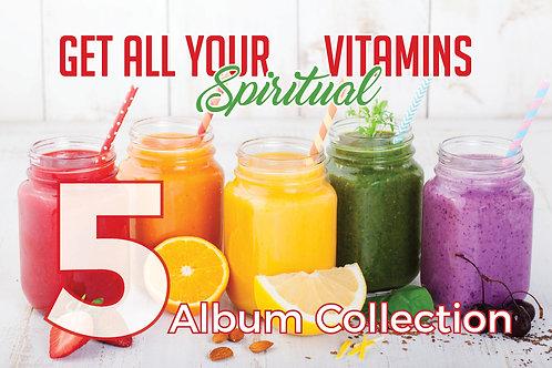 Get All Your Spiritual Vitamins