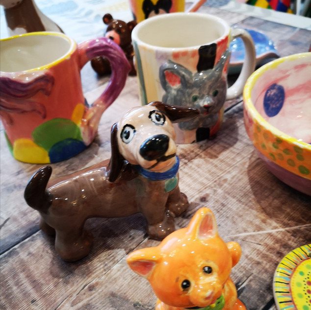 Animals, Bowls, Mugs - Lots to choose fr