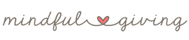 Mindful Giving Logo